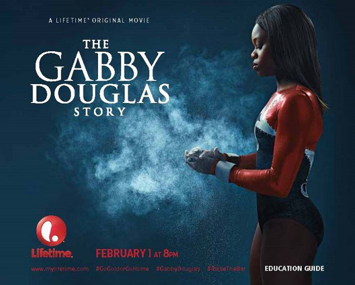 Picture of THE GABBY DOUGLAS STORY DISCUSSION GUIDE