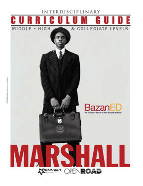 Picture of MARSHALL - CURRICULUM GUIDE
