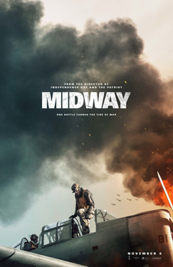 Picture of Midway Teaser Poster