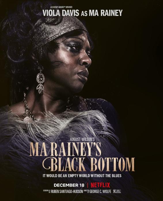 Ma Raineys Black Bottom Character Posters Image